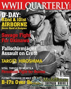 WWII History Quarterly (Spring 2014)