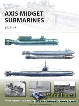 Osprey - New Vanguard 212 - Axis Midget Submarines 1939-1945