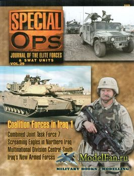 Coalition Forces in Iraq Volume 1 (Concord 5529)