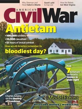 America's Civil War (August 2014)