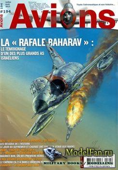 Avions №194 (Июль/Август 2013)