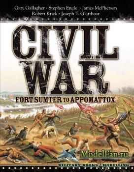 Osprey - General Military - Civil War: Fort Sumter to Appomattox