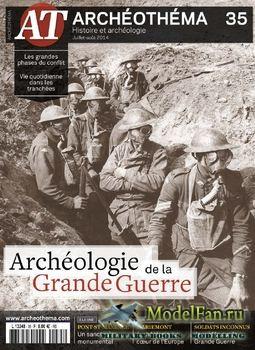 Archeothema №35 - L'Archeologie de la Grande Guerre