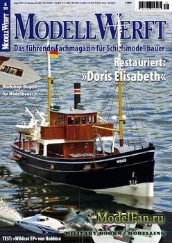 ModellWerft 8/2014