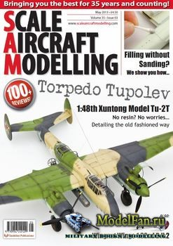 Scale Aircraft Modelling (May 2013) Vol.35 №3