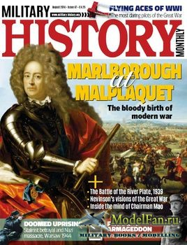 Military History Monthly (August 2014)