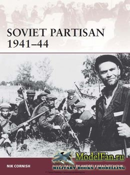 Osprey - Warrior 171 - Soviet Partisan 1941-1944