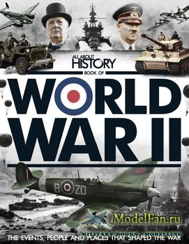 Book of World War II  - All About History