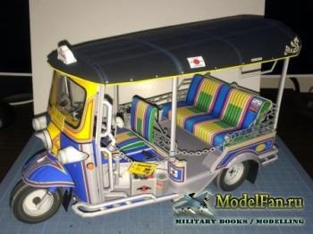 MOTO TUK TUK - Моторикша/трехколесное такси