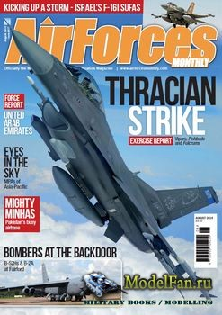 AirForces Monthly (August 2014) №317