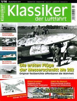 Klassiker der Luftfahrt №1 2014