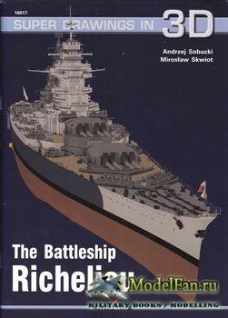 The Battleship Richelieu (Andrzej Sobucki)