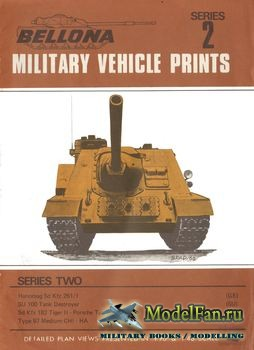 Bellona Military Vehicle Prints №2