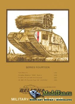 Bellona Military Vehicle Prints №14