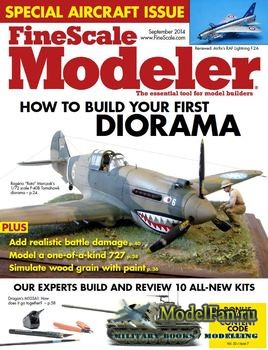 FineScale Modeler Vol.32 №07 (September) 2014