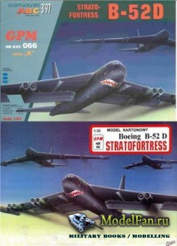 GPM 066 - Boeing B-52 D Stratofortress