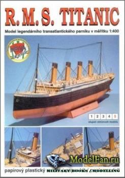 Mega Graphic - R.M.S. Titanic