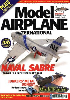 Model Airplane International №35 (June 2008)