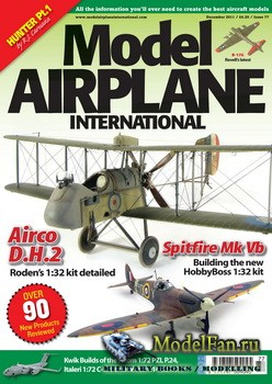 Model Airplane International №77 (December 2011)