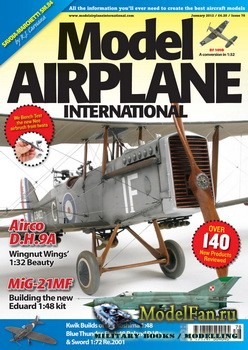 Model Airplane International №78 (January 2012)