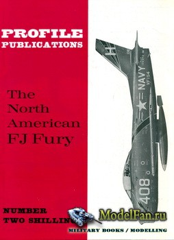 Profile Publications - Aircraft Profile №42 - The North American FJ Fury