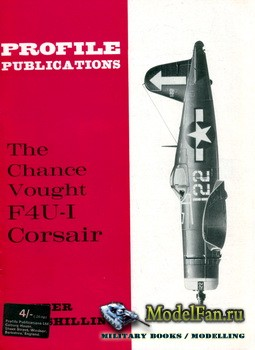 Profile Publications - Aircraft Profile №47 - The Chance Vought F4U-I Corsa ...
