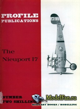 Profile Publications - Aircraft Profile №49 - The Nieuport 17