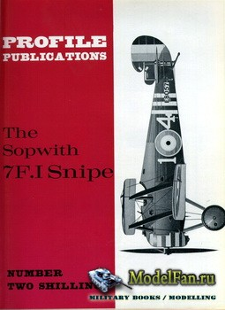 Profile Publications - Aircraft Profile №50 - The Sopwith 7F.I Snipe