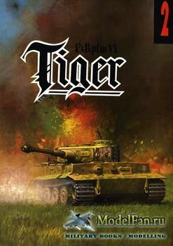 Wydawnictwo Militaria №2 - PzKpfw VI Tiger (Vol.1)