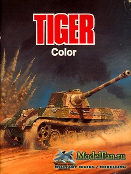 Tiger Colour (Vol.II) (Janusz Ledwoch)