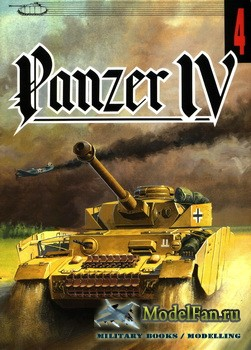 Wydawnictwo Militaria №4 - Panzer IV