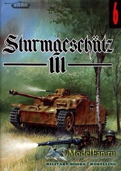 Wydawnictwo Militaria №6 - Sturmgeschutz III