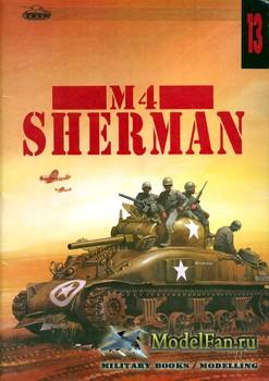 Wydawnictwo Militaria №13 - M4 Sherman (Vol. I)