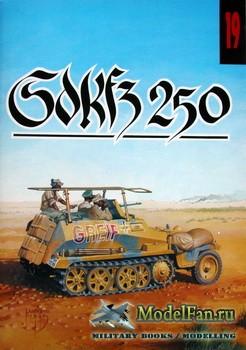 Wydawnictwo Militaria №19 - Sdkfz 250