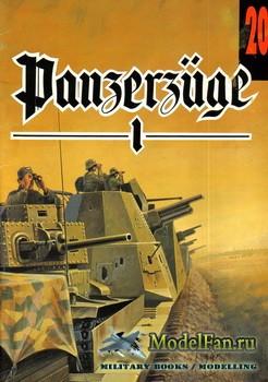Wydawnictwo Militaria №20 - Panzerzuge I