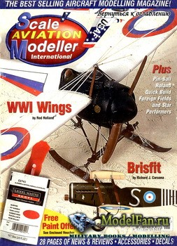 Scale Aviation Modeller International (January 1999) Vol.5 №1