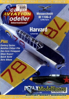 Scale Aviation Modeller International (February 1999) Vol.5 №2