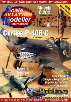 Scale Aviation Modeller International (April 1999) Vol.5 №4