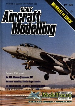 Scale Aircraft Modelling (November 1993) Vol.16 №1