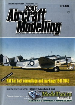 Scale Aircraft Modelling (February 1994) Vol.16 №4