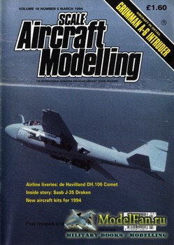 Scale Aircraft Modelling (March 1994) Vol.16 №5
