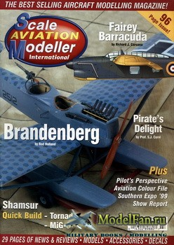 Scale Aviation Modeller International (May 1999) Vol.5 №5