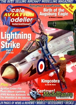 Scale Aviation Modeller International (June 1999) Vol.5 №6