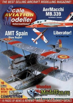 Scale Aviation Modeller International (July 1999) Vol.5 №7