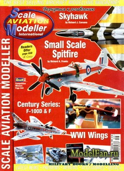 Scale Aviation Modeller International (September 1999) Vol.5 №9