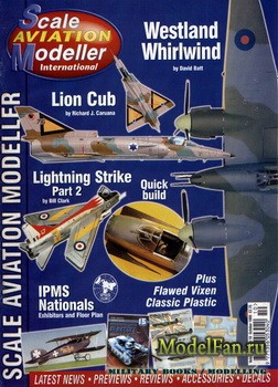 Scale Aviation Modeller International (October 1999) Vol.5 №10