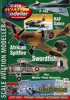 Scale Aviation Modeller International (November 1999) Vol.5 №11