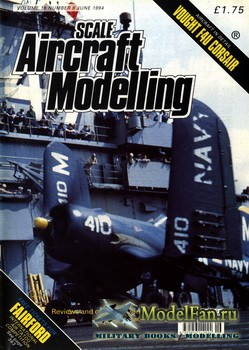 Scale Aircraft Modelling (June 1994) Vol.16 №8