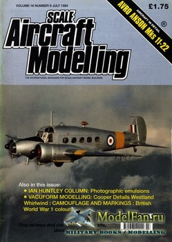 Scale Aircraft Modelling (July 1994) Vol.16 №9