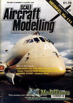Scale Aircraft Modelling (August 1994) Vol.16 №10